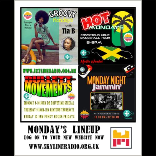 Schedule – Skyline Radio